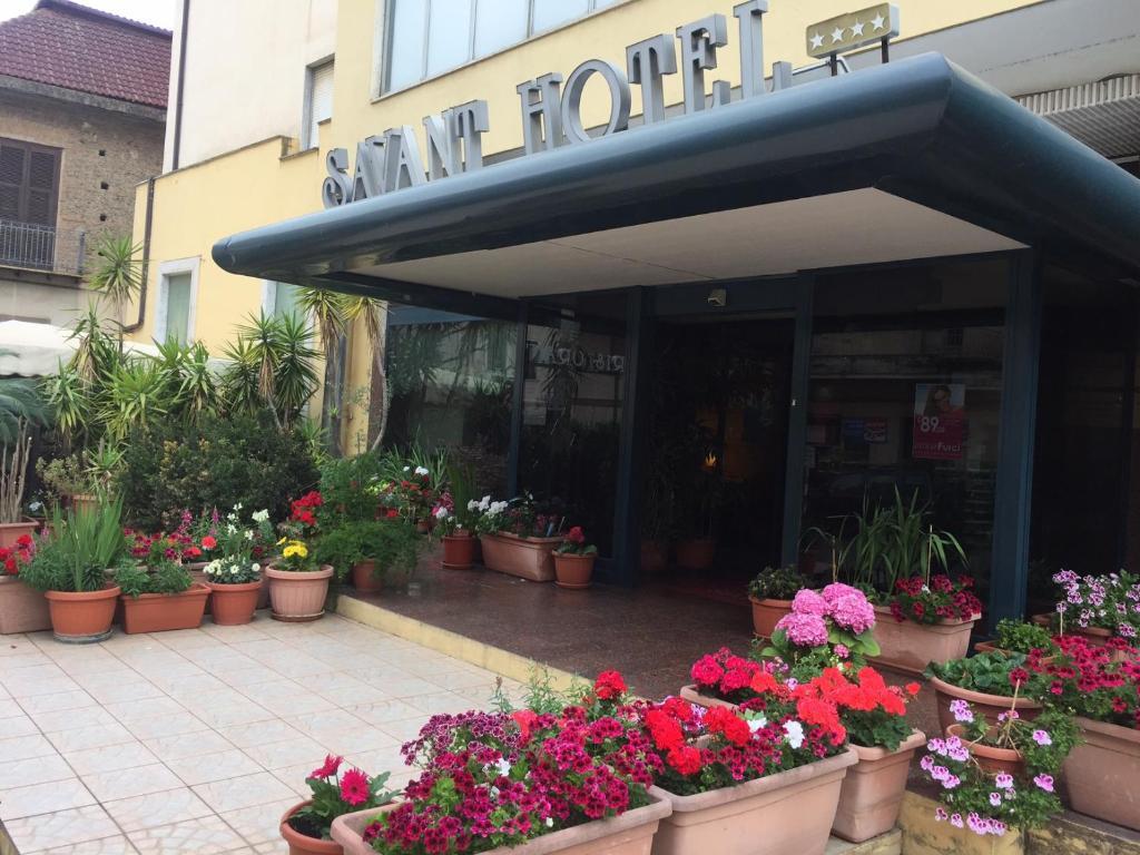 Savant Hotel Lamezia Terme Italy Bookingcom