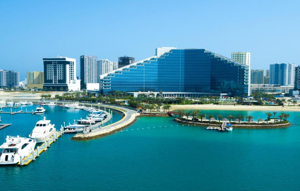 Впечатляющий оазис в Бахрейне!