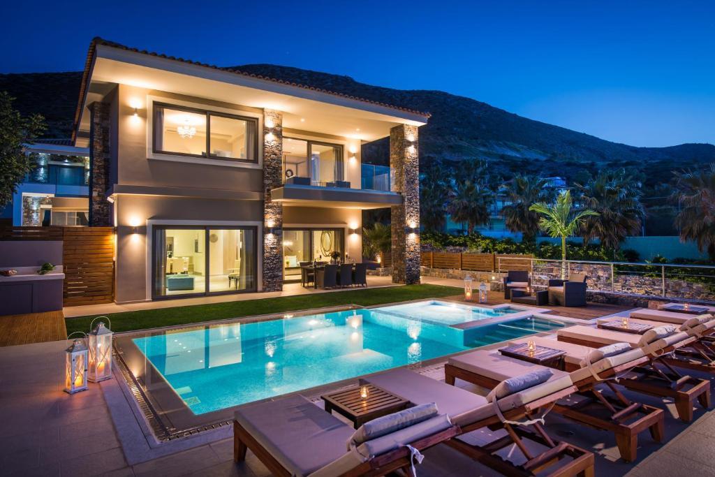 Crete Sea Villa