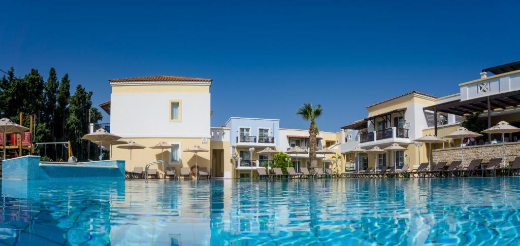 The swimming pool at or near Aegean Houses