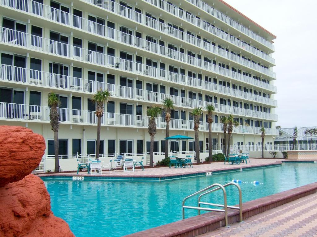 Beachfront Hotels Daytona Beach Fl