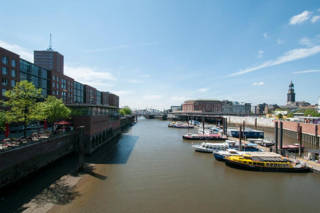 Appartements In Der Hamburger Hafen Germany Booking Com