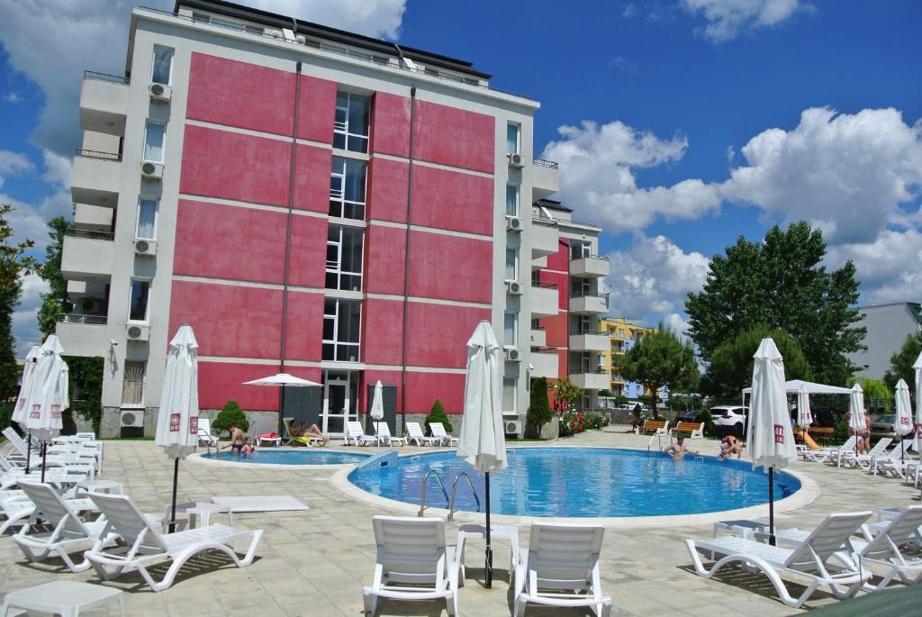 Апартамент Rose Residence Self Catering Апартаментs - Слънчев бряг