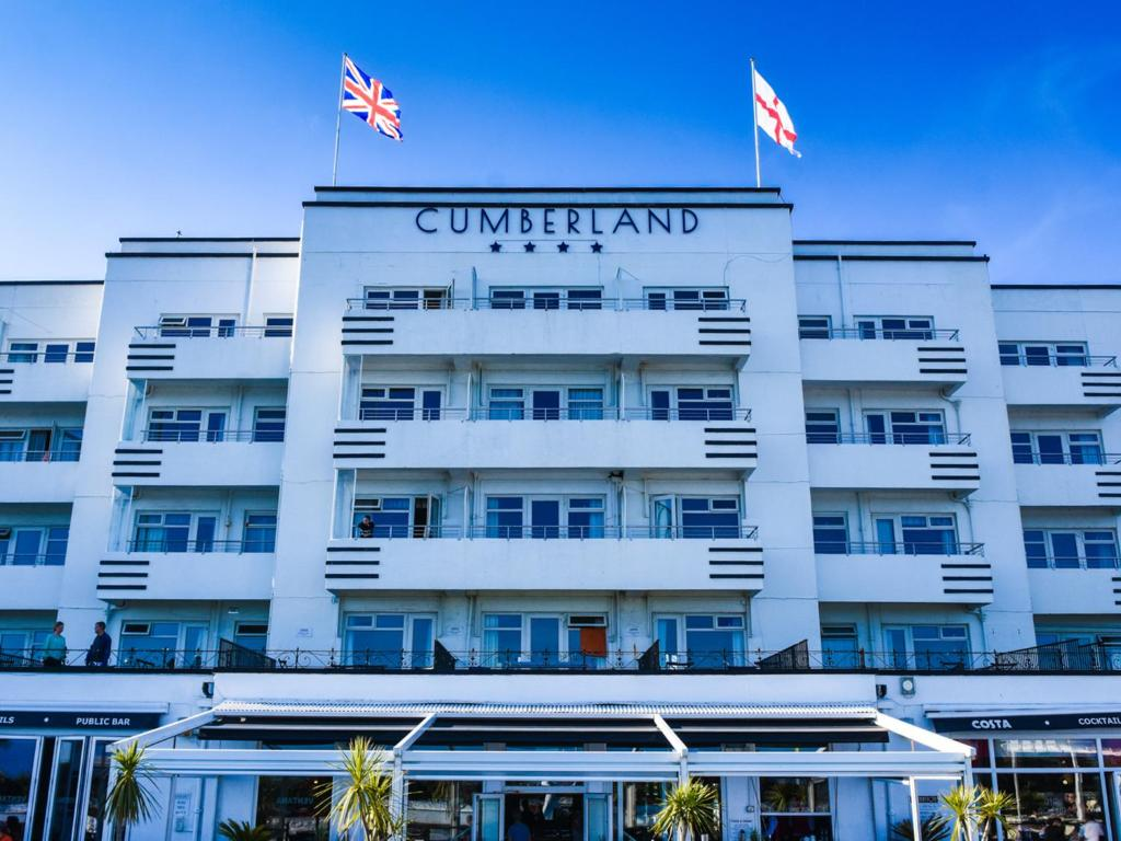 cumberland hotel oceana collection ボーンマス 2018年 最新料金