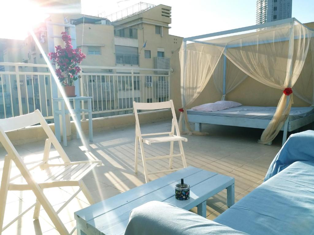 Hotel Dream penthouse @ Florentin, Tel Aviv, Israel - Booking.com