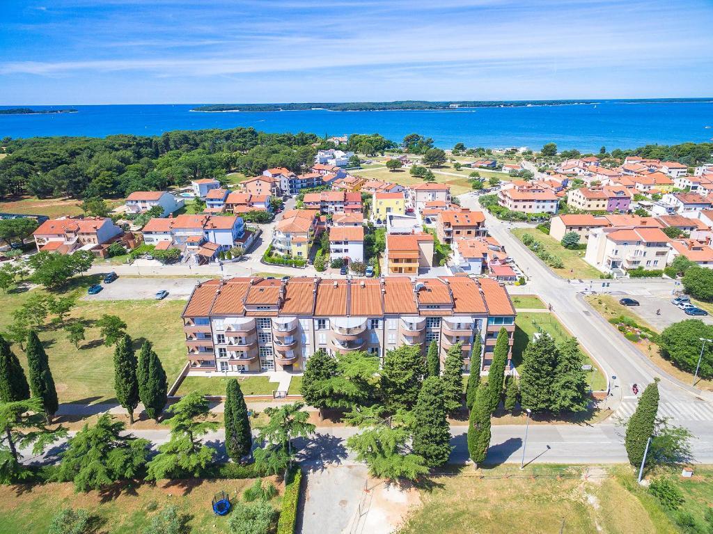 Adriatic Sol Apartments Fazana Croatia Booking Com