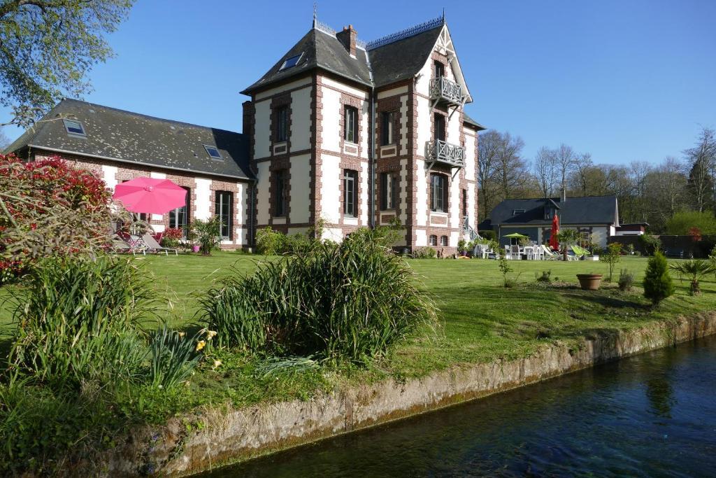 Villa Argonne, Ouville-la-Rivière, France - Booking.com