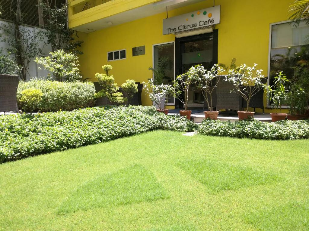 Hotel Green Lemon Lemon Tree Hotel Udyog Vihar Gurgaon India Bookingcom