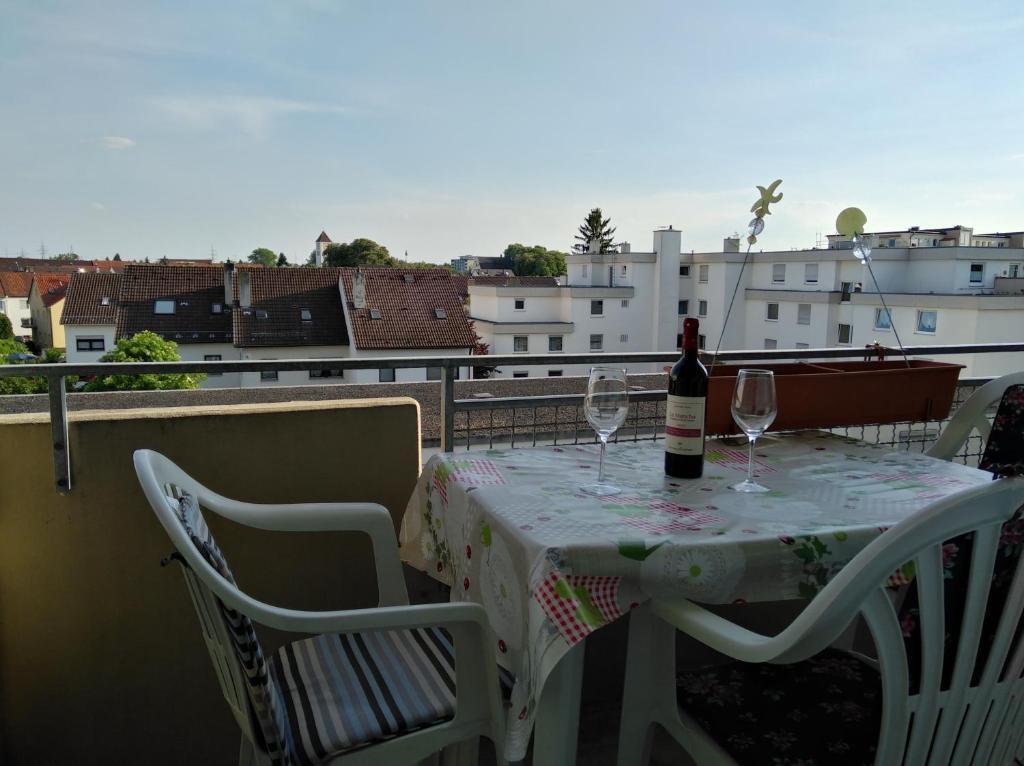 Apartment Johann-Strauß 32 (Deutschland Neu-Ulm) - Booking.com