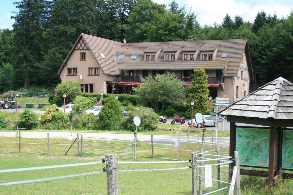 Apartments In Neuve-église Alsace
