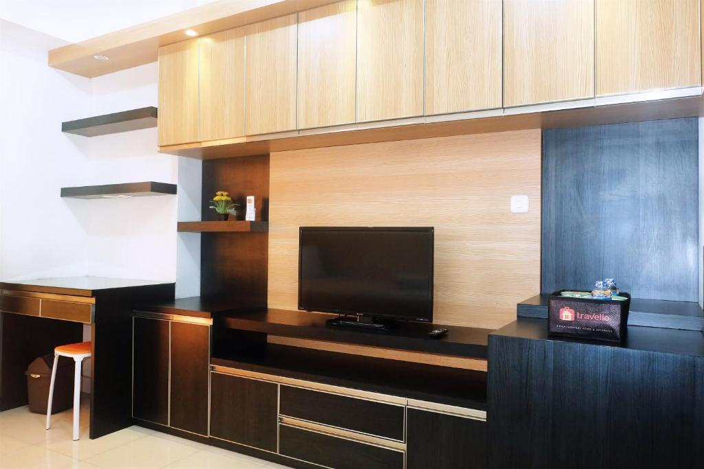 Apartment Cozy Studio Gading Greenhill By Travelio Jakarta