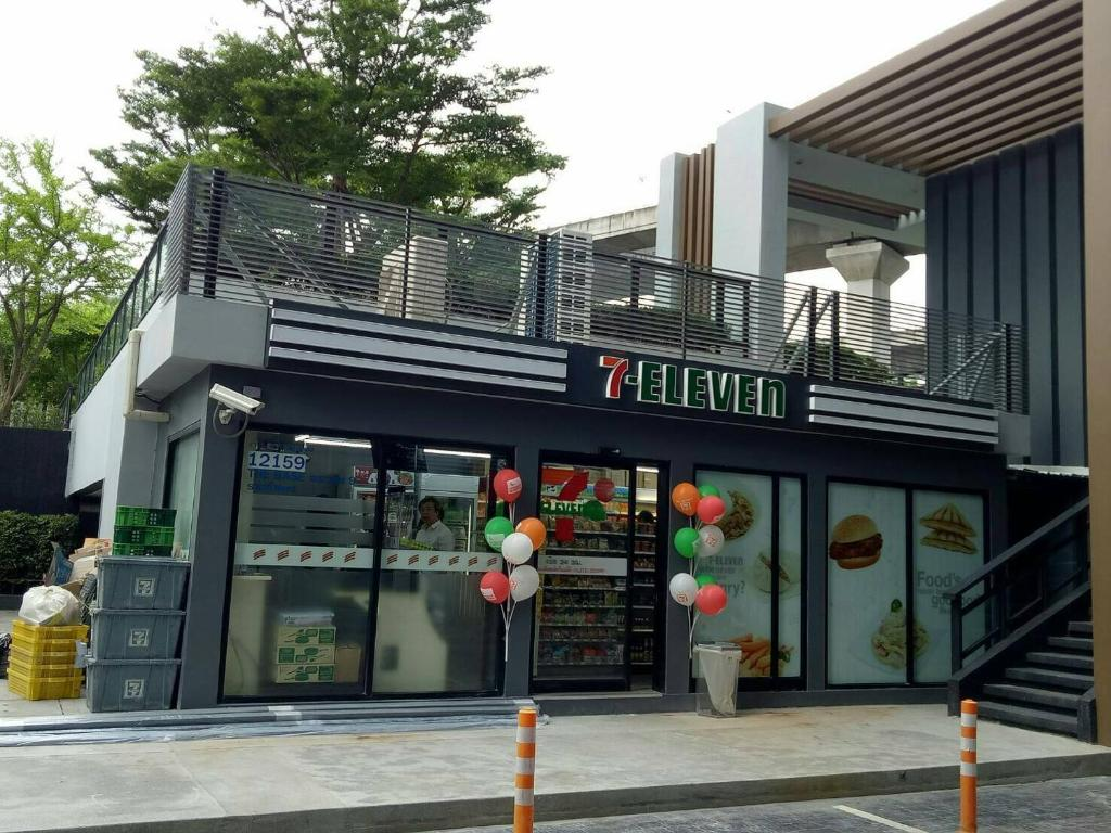 Condo Hotel Urban Home Rama 9 - Airport link, Bangkok, Thailand ...
