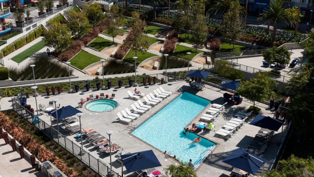 Global Luxury Suites At Marina Del Rey Los And Elas Atnaujintos 2018 M Kainos