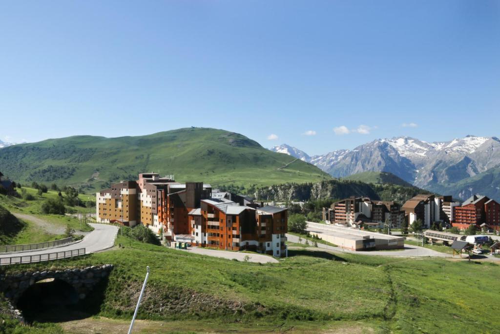 Résidence Les Bergers, L\'Alpe-d\'Huez, France - Booking.com