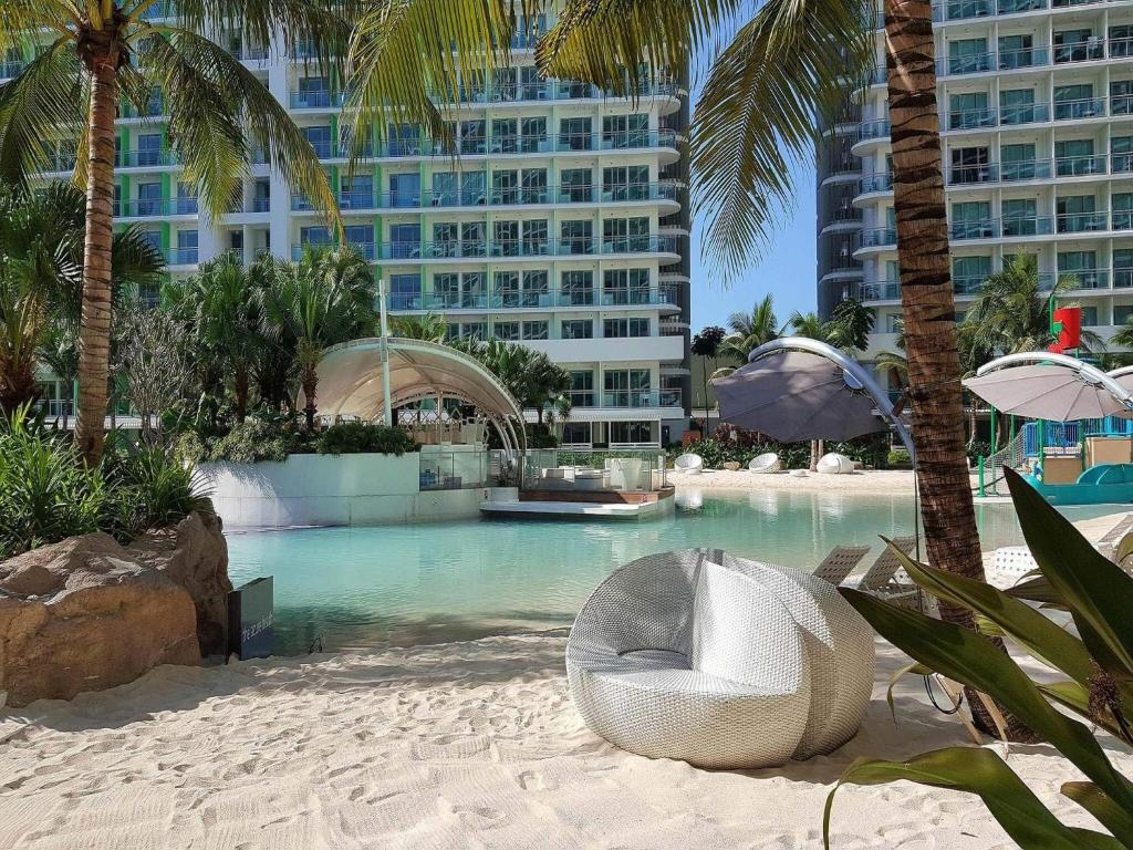 Azure Resort Residences Staycation  Manila  Philippines