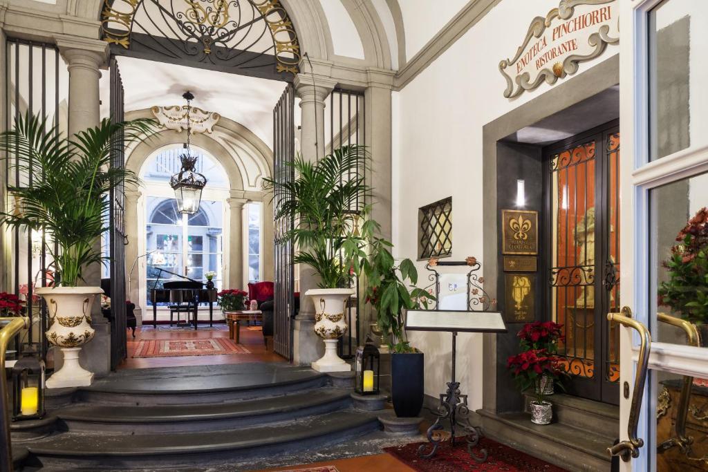 ルレ サンタ クローチェ バイ バリオーニ ホテル(Relais Santa Croce by Baglioni Hotels)