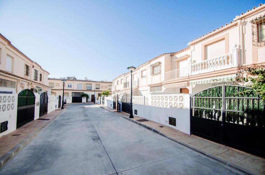 Vacation Home Excellent townhouse near the sea, Torremolinos ...