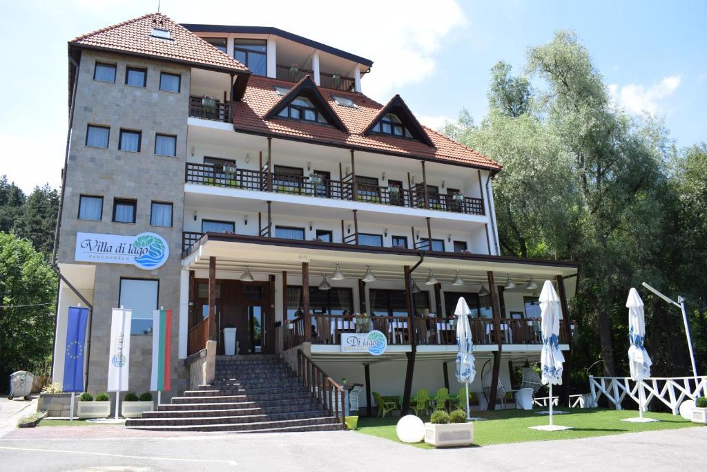 Хотел Hotel Villa di Lago - Панчарево