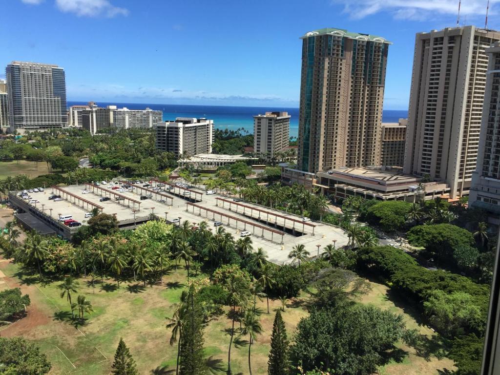 Apartment Alania  Ocean View Honolulu HI Bookingcom - Us zip code honolulu