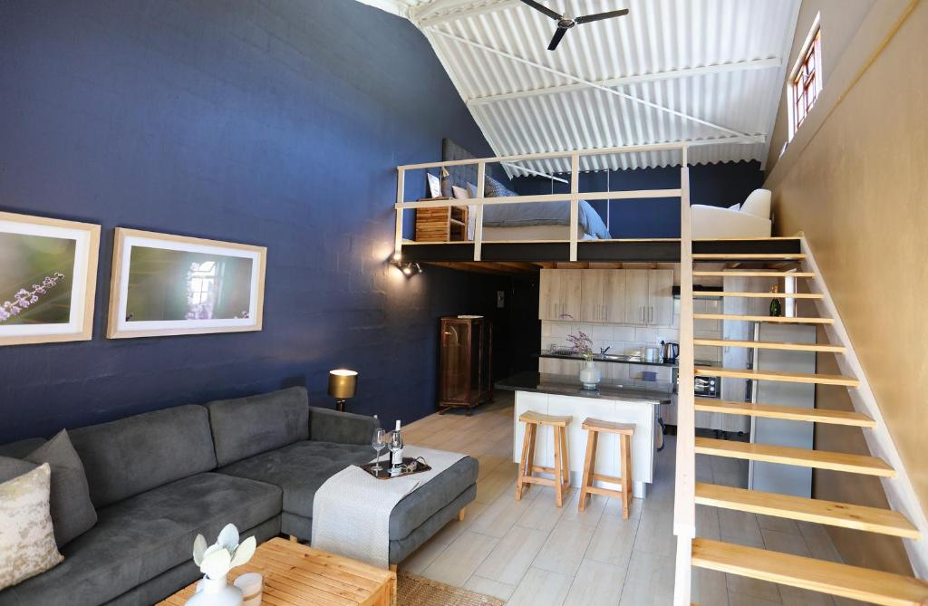 Apartment #4 The Loft, Franschhoek, South Africa - Booking.com
