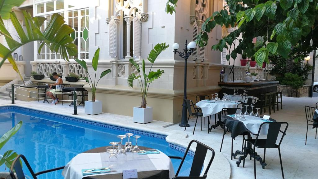 boutique hotels in sitges  2