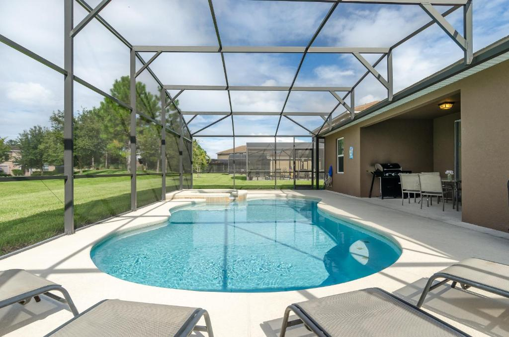 Vacation Home Private Pool Home Near Disney Kissimmee Fl