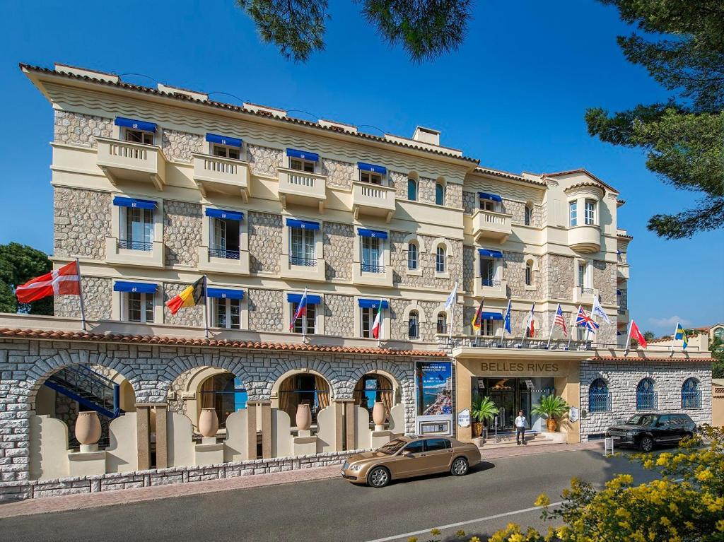 Super Hôtel Belles Rives, Juan-les-Pins, France - Booking.com VC72