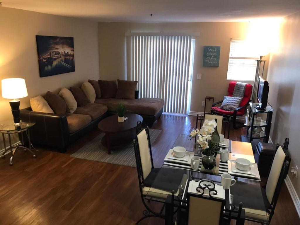 Apartment hollywood spring deluxe los angeles ca booking com