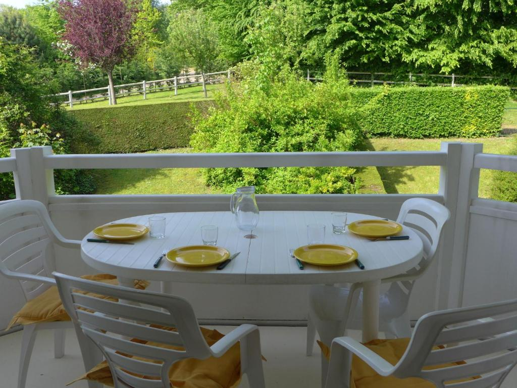 Appartement les jardins cote fleurie france villers sur for Le jardin 3 minutes sur mer