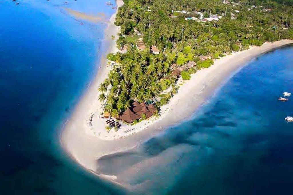 A bird's-eye view of Koh Mook Sivalai Beach Resort