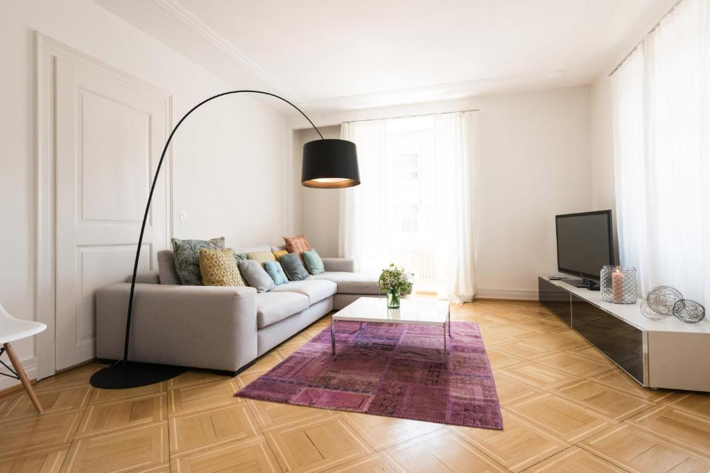 Central Design Apartment By PINside Zurich Switzerland Booking Custom Decorating An Apartment Property