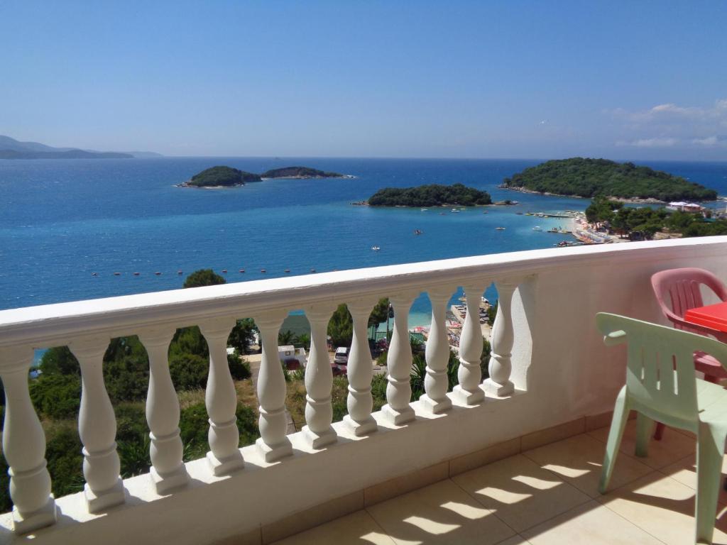 Ksamil Beach Hotels