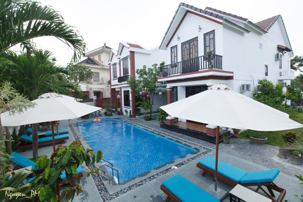Gia Lam Villa Hoi An Vietnam Booking Com
