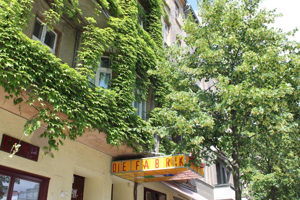 ディー ファブリーク バックスパックス ホテル(Die Fabrik - baxpax Hotel)