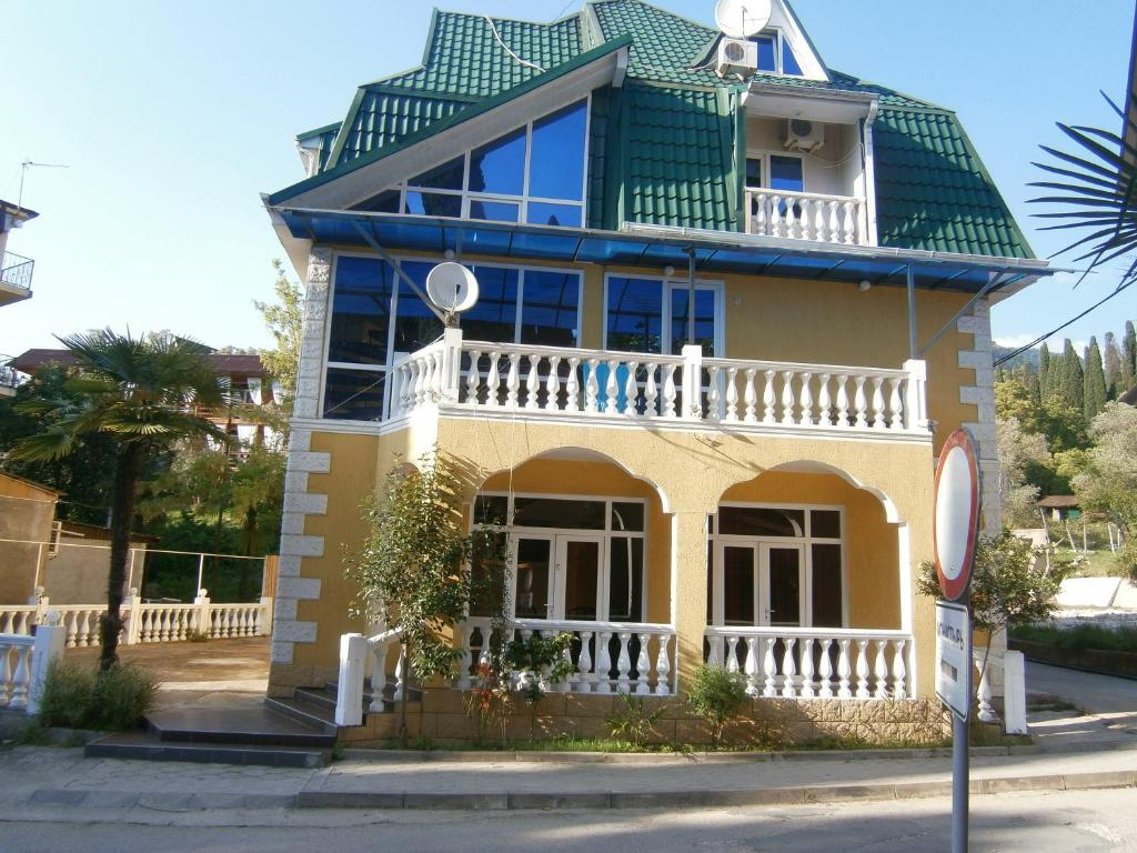 Абхазия новый год частный сектор
