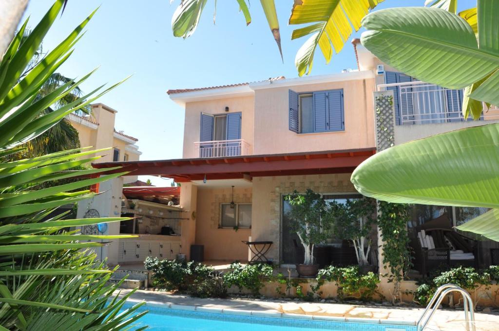 Lachi Marina Villa #17, Polis Chrysochous, Cyprus - Booking com