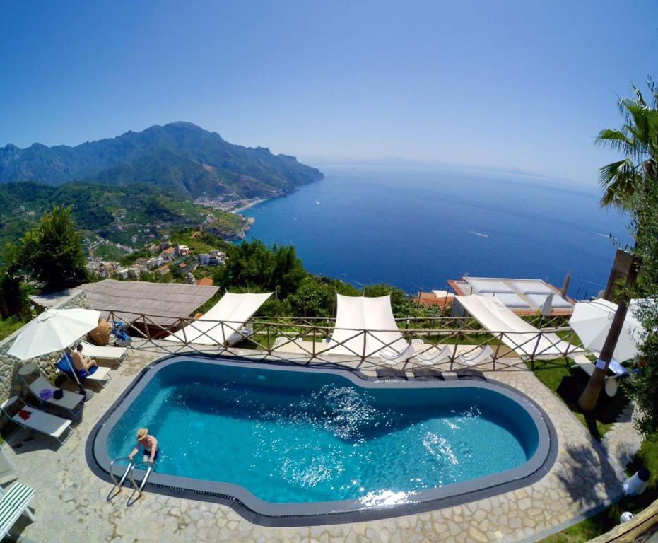 Garden Hotel Ravello Italy Booking Com