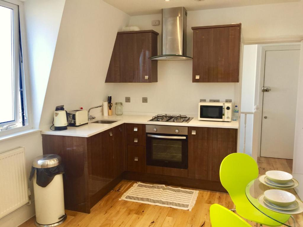 Stylish 1 Bedroom Apartment In Zone 1 Central London Uk