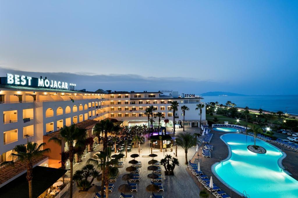 Mojacar Spain Map.Hotel Best Mojacar Mojacar Updated 2019 Prices