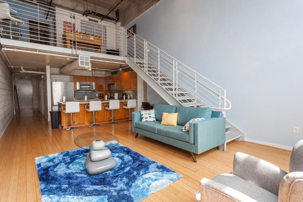 apartment urban downtown l a loft los angeles ca booking com