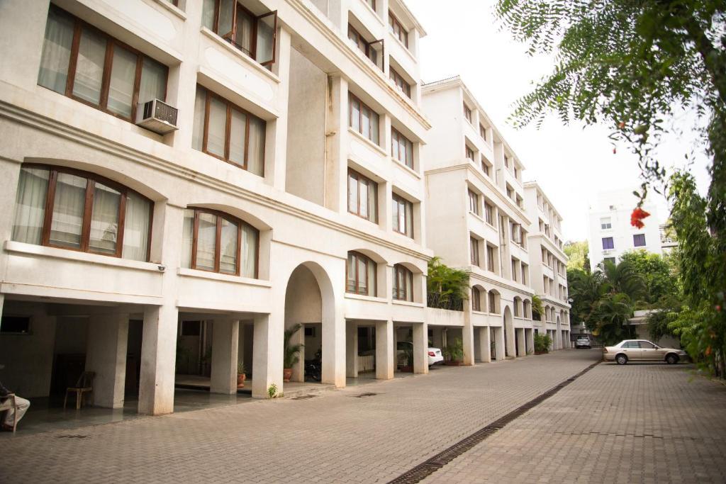 Rooms: Hermitage Suites Koregaon Park Garden & Terrace Room, Pune