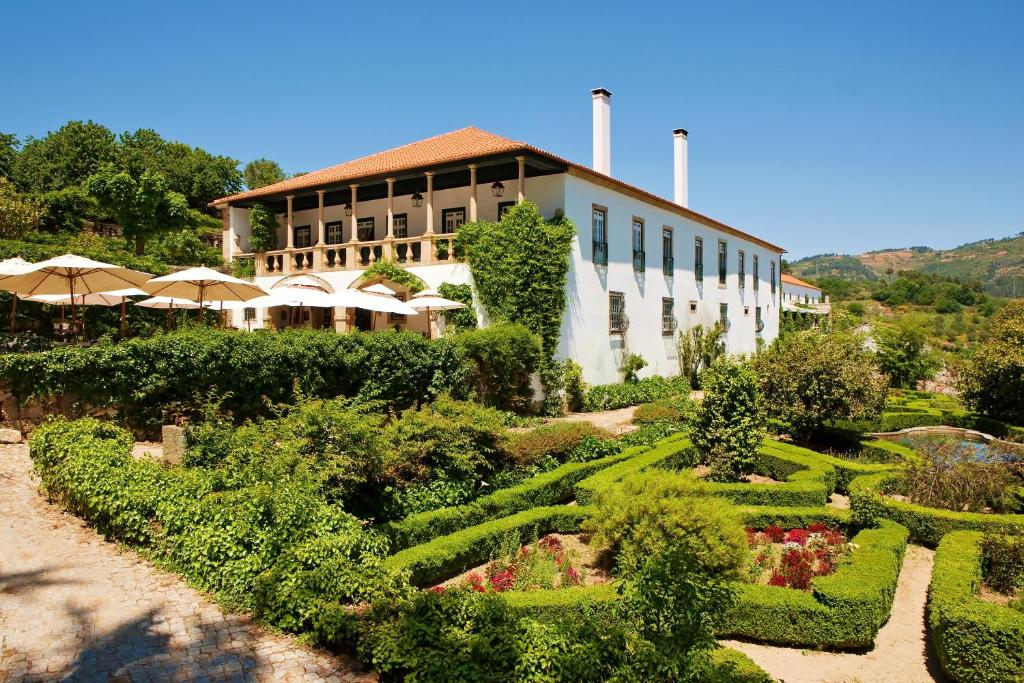 Hotel rural casa dos viscondes da varzea lamego updated 2019 prices - Casa rural lisboa ...