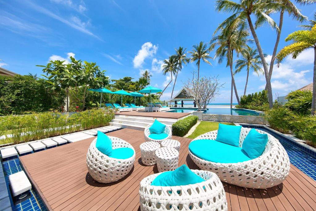 Beachfront Villa Baan Paradise 8b95d02640c7