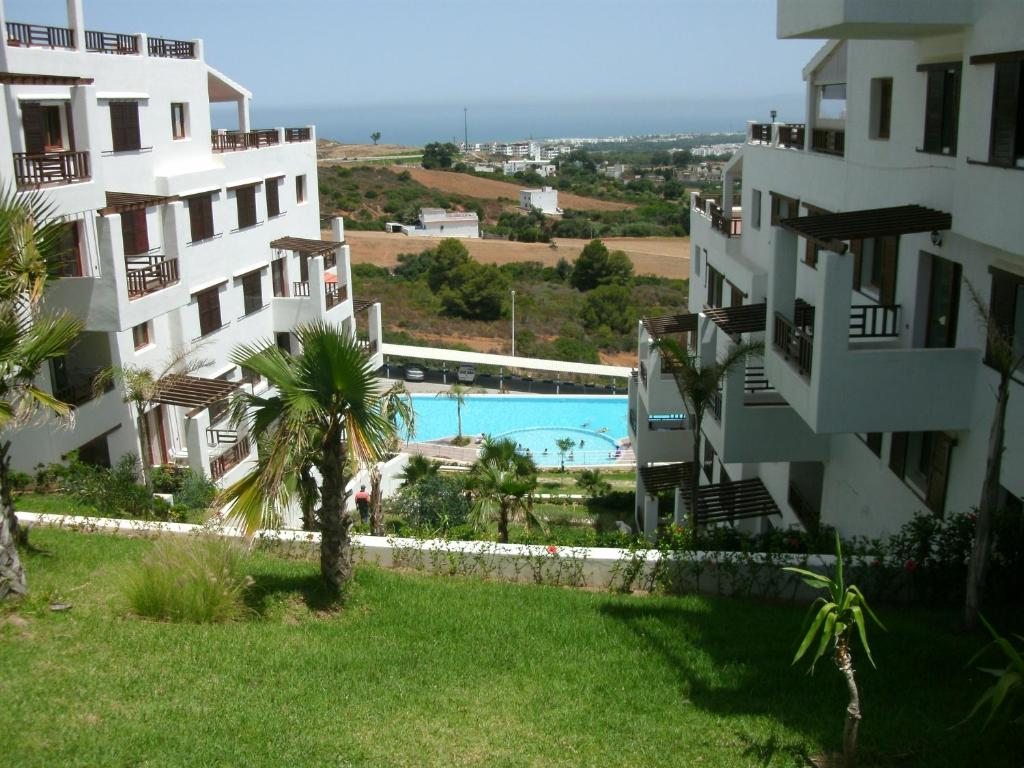 The swimming pool at or near Cabo Dream Appartement Vacance