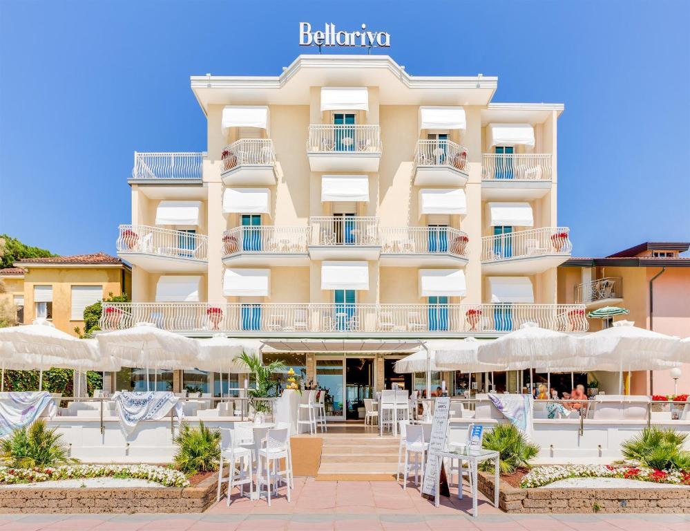 Hotel Bellariva Italien Lido Di Jesolo Booking Com