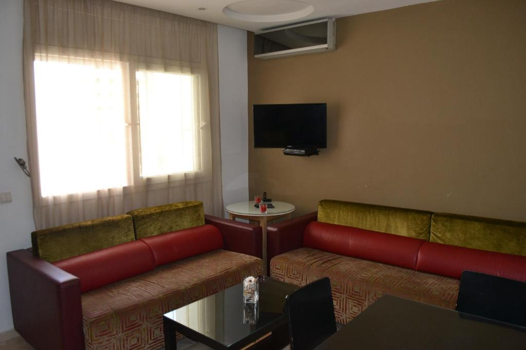 Apartment studio moderne au coeur du maarif casablanca morocco
