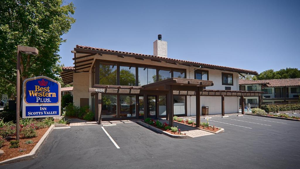 Best Western Plus Inn Scotts Valley Reserve Now Gallery Image Of This Property