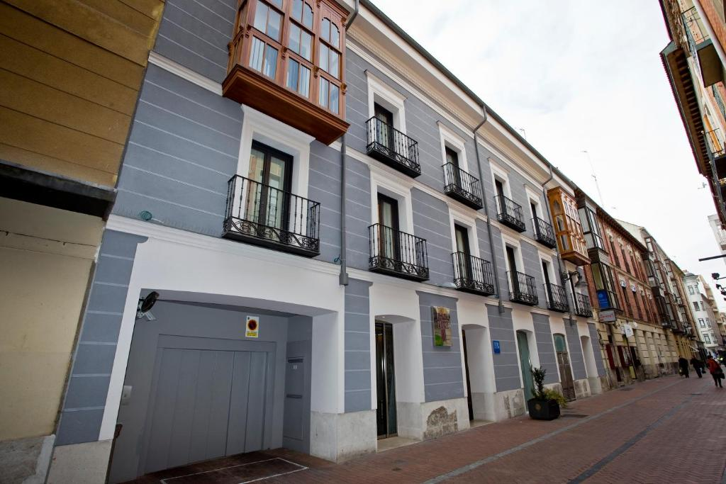 boutique hotels valladolid provinz  53