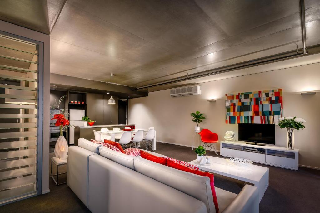 Tribeca Apartments, Melbourne, Australia - Booking.com