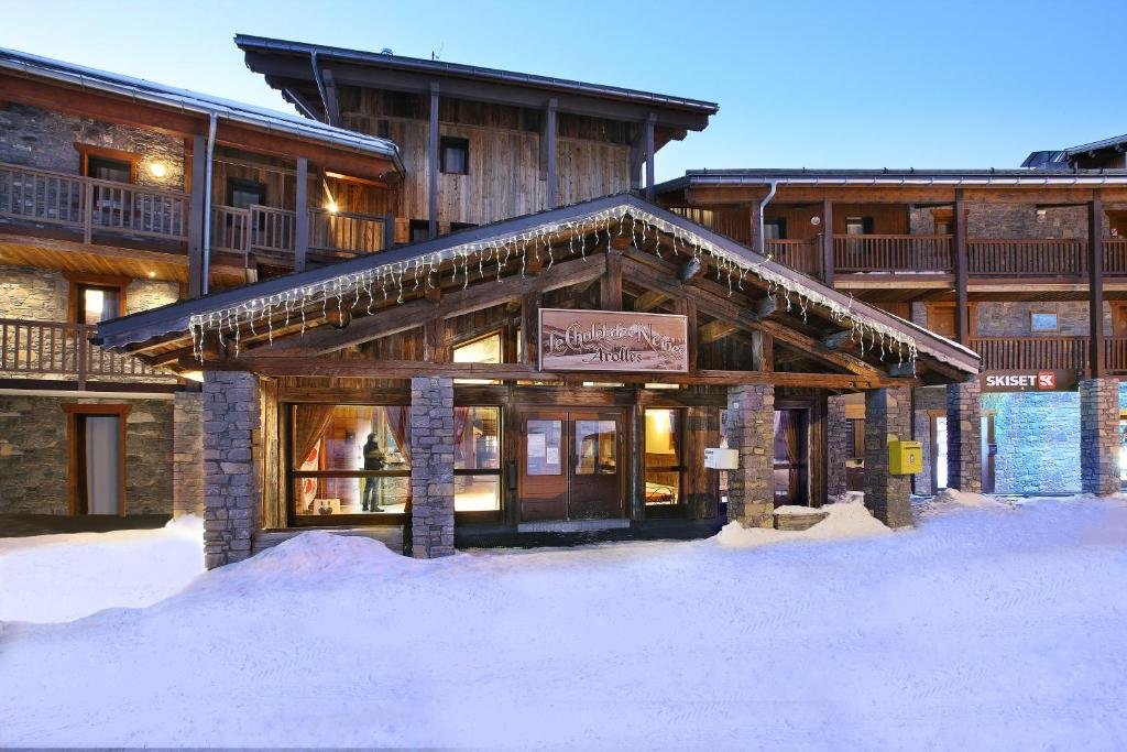 Chalet des Neiges Arolles Arc 2000 Updated 2018 Prices